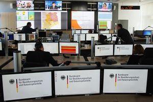 Đức tiến hành diễn tập báo động toàn quốc qua các hệ thống còi