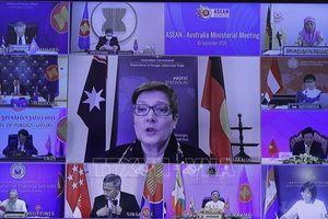 Hội nghị Bộ trưởng Ngoại giao ASEAN - Australia và ASEAN - New Zealand