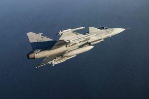 Thụy Điển muốn bán tiêm kích JAS 39 Gripen cho Croatia