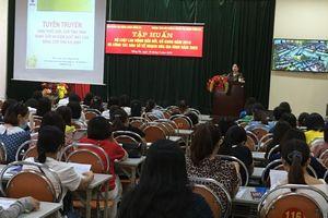 Truyền thông công tác dân số kế hoạch hóa gia đình và Bộ luật Lao động năm 2019