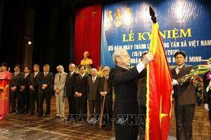 75 năm Thông tấn xã Việt Nam: TTXVN xứng đáng với sự tin cậy của Đảng và Nhà nước