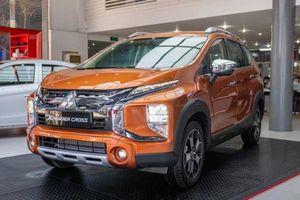 Bảng giá xe Mitsubishi tháng 9: Xpander Cross ưu đãi 10 triệu đồng