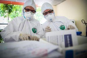 Trước khi xác định dương tính SARS-CoV-2 tại Pháp, nữ sinh Hà Nội từng đi đâu?