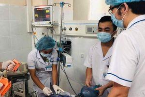 Cứu nữ bệnh nhân ngừng tim 60 phút
