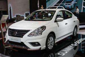Giá xe ô tô hôm nay 11/9: Nissan Sunny giá cao nhất ở mức 498 triệu đồng
