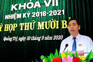 Ông Nguyễn Đăng Quang được bầu giữ chức Chủ tịch HĐND tỉnh Quảng Trị