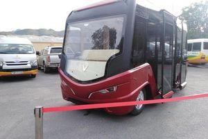 Bus điện Vingroup: Vận hành như nào, có giống BRT?