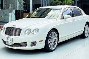 Xe siêu sang Bentley rao bán chỉ 2,4 tỷ tại Việt Nam mùa COVID