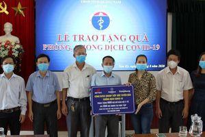 BITEX Group truyền lửa Đà Nẵng và Quảng Nam với hành trình Tiếp sức tuyến đầu chống COVID