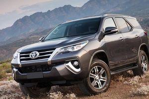 Toyota Fortuner 2019 gặp lỗi hệ thống trợ lực phanh ở Việt Nam