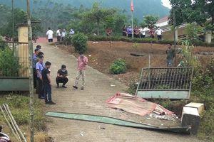 Công an Lào Cai thông tin về vụ sập cổng trường khiến 6 học sinh thường vong