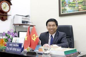 Sở Giáo dục Thành phố Hồ Chí Minh giải thích vụ bổ nhiệm ông Đỗ Đình Đảo