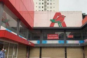 Tòa sơ thẩm tuyên Auchan mất tiền cọc, giao trả mặt bằng cho doanh nghiệp Việt