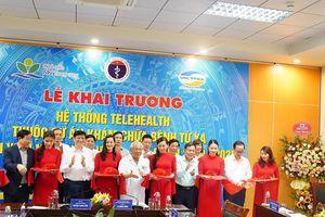 BV Nhi Trung ương khai trương hệ thống hỗ trợ tư vấn khám, chữa bệnh từ xa