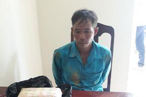 Vây bắt đối tượng người Lào 'ôm' 12.000 viên ma túy đột nhập qua biên giới Việt