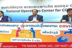 Vận động viên Lào trở về từ Hội thao Quân sự Quốc tế tại Nga nhiễm Covid-19