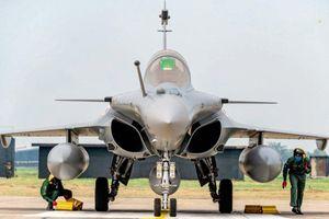 Không quân Ấn Độ chính thức biên chế 5 tiêm kích Rafale đầu tiên