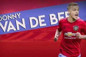 Với Van de Beek, bàn thắng sẽ đến với M.U nhiều hơn