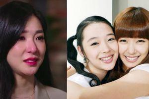 Tiffany (SNSD) tiết lộ những năm tháng thực tập khó khăn cùng Sulli