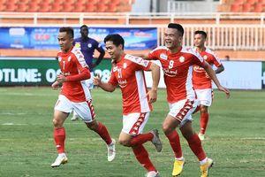 Bóng đá Việt Nam trở lại lần 2 sau COVID-19