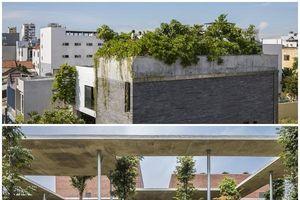Ngắm 2 công trình Việt tuyệt đẹp vừa giành giải kiến trúc xanh châu Á