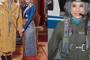 Người vợ trẻ đẹp kém 33 tuổi vừa được Vua Thái Lan ân sủng phục tước vị là ai?