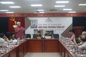 Tọa đàm về nhà báo Trương Vĩnh Ký