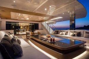 Siêu du thuyền giá thuê 2 triệu USD/tuần