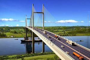Xây cầu hơn 2.200 tỷ nối TP.HCM với Đồng Nai