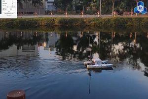 Sáng tạo robot lặn và tàu tự hành mặt nước bảo vệ biển, đảo