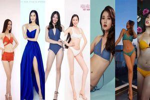 Ngắm 7 thí sinh 10x hoa hậu Việt Nam có chiều cao khủng