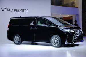 Lexus LM mới bản 4 chỗ từ 5,1 tỷ tại Trung Quốc