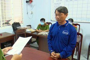Tạm giam đối tượng sản xuất thuốc bảo vệ thực vật giả ở An Giang