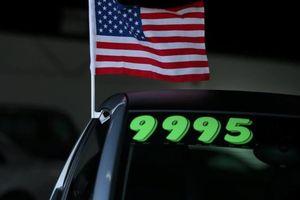 Giá ô tô cũ ở Mỹ tăng kỉ lục do COVID-19