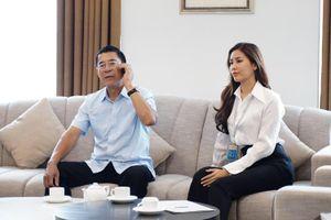Người đẹp Biển Nguyễn Thị Loan và vai diễn đầu tay trong series phim hình sự 'Bão ngầm'