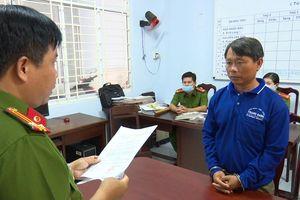 Bắt tạm giam đối tượng sản xuất thuốc bảo vệ thực vật giả