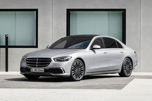 Những nâng cấp đáng giá trên Mercedes-Benz S-Class 2021 ra mắt