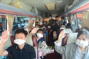 Đà Nẵng chia tay các Đoàn y, bác sĩ cuối cùng đã hỗ trợ thành phố phòng chống dịch COVID-19
