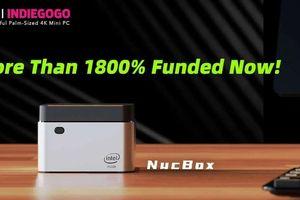 PC mini: 4K, 8GB Ram, 512GB SSD, giá chỉ từ 179 USD