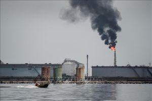 Rò rỉ đường ống gây ra vệt dầu loang kéo dài hơn 13 km trên biển Venezuela