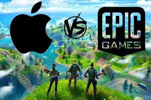 Hãng Epic Games thất bại trong cuộc chiến pháp lý với Apple