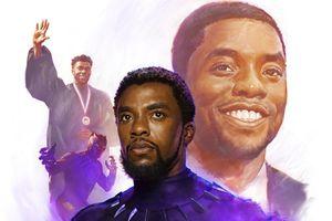 Marvel muốn tưởng niệm Chadwick Boseman trong Captain Marvel 2