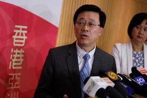 Hong Kong tăng sức ép lên Đài Loan sau vụ bắt 5 nhà hoạt động