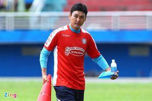 Cựu danh thủ Hàn Quốc xin nghỉ việc ở CLB TP.HCM
