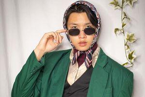 Giới trẻ rộ trào lưu bắt chước người mẫu Gucci