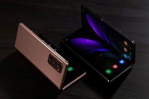 Galaxy Z sẽ là dòng smartphone cao cấp nhất của Samsung