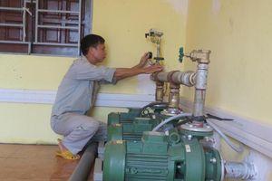 Phát huy hiệu quả nguồn vốn chương trình nước sạch