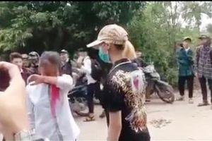 Thanh Hóa: Khẩn trương xác minh học sinh lớp 7 bị hành hung trên đường đi học về