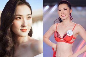 Thí sinh Hoa hậu Việt Nam 2020 hao hao Lưu Diệc Phi, thi nhan sắc 3 năm liên tiếp
