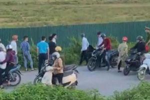 Một cảnh sát cơ động Bắc Giang hi sinh khi kiểm tra xe tải nghi chở hàng lậu